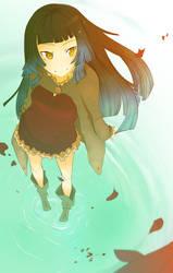 ss - Urami for hitsu by Aquafeles