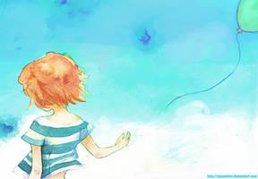i should fly by Aquafeles