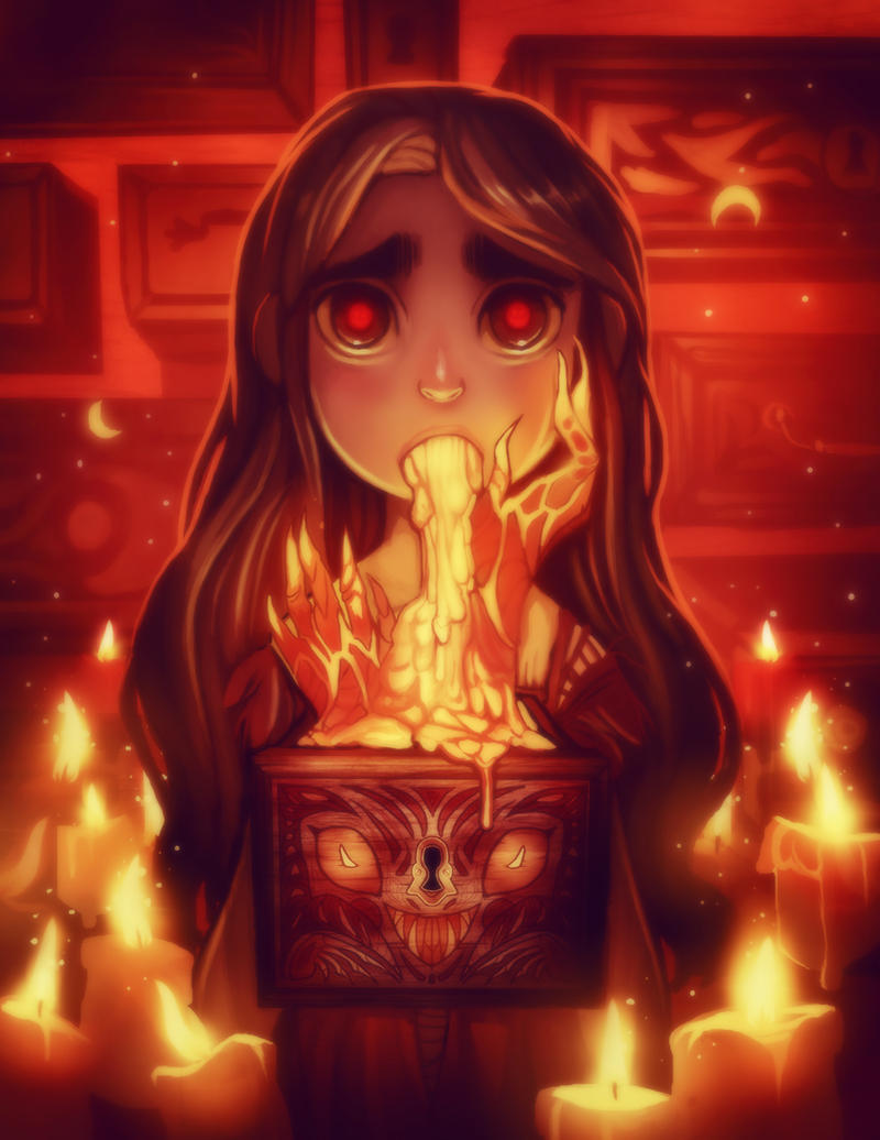 Ava's Demon by RobotMichelle