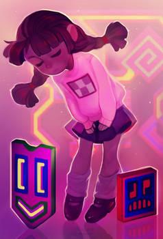 Neon Friends