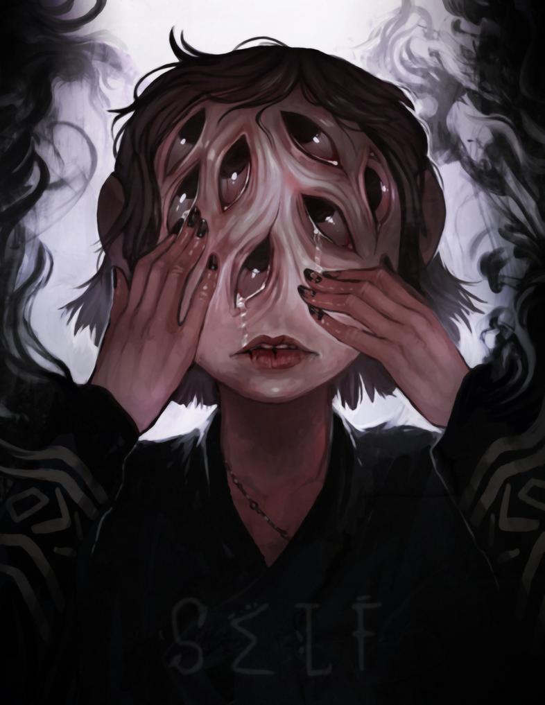 Self Portrait by RobotMichelle