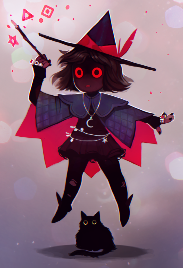 My Familiar and I by RobotMichelle