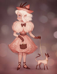 Rich Witch by tinypaint
