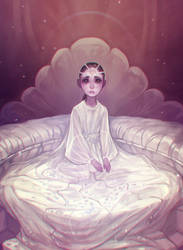 Childlike Empress by tinypaint
