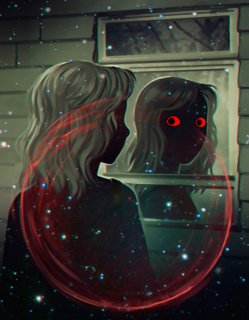 window by RobotMichelle
