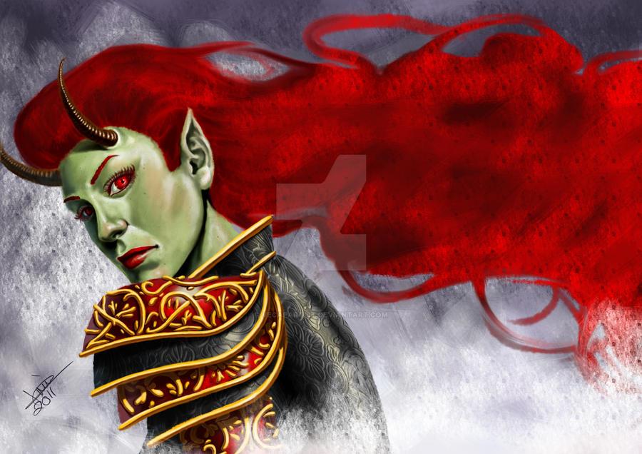 Devil Knight by Freia-Twin