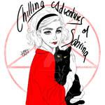Chilling Adventures of Sabrina - Fan Art