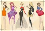 Pokemon Fashion III