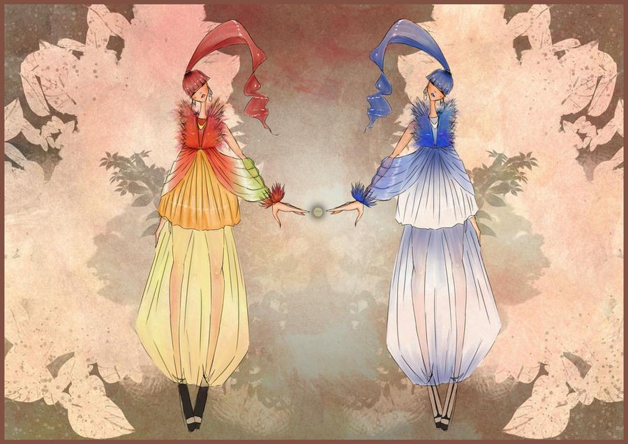 Pokemon Fashion IV by CdCblanc