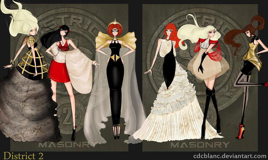 District 2 Fashion by CdCblanc