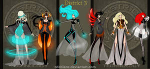 District 3 Fashion by CdCblanc