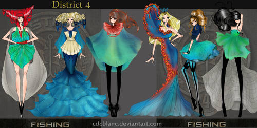 District 4 Fashion by CdCblanc