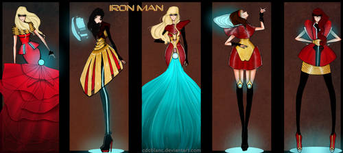 Iron Man Fashion