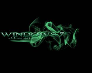 windows 7 by cyberfreak86