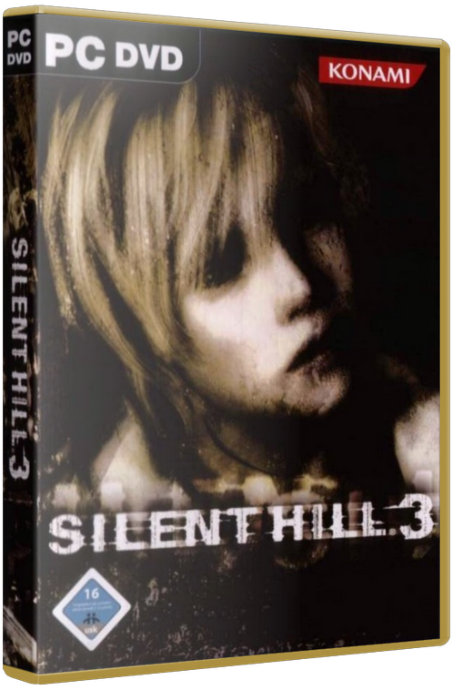 Silent Hill 3 (PC) [2003] - 3D Cover by KASTORMDM