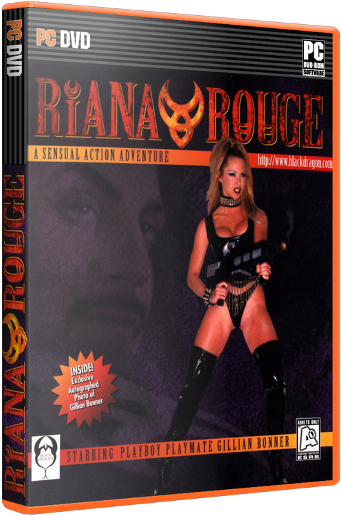 Riana Rouge (PC) [1997] - 3D Cover by KASTORMDM