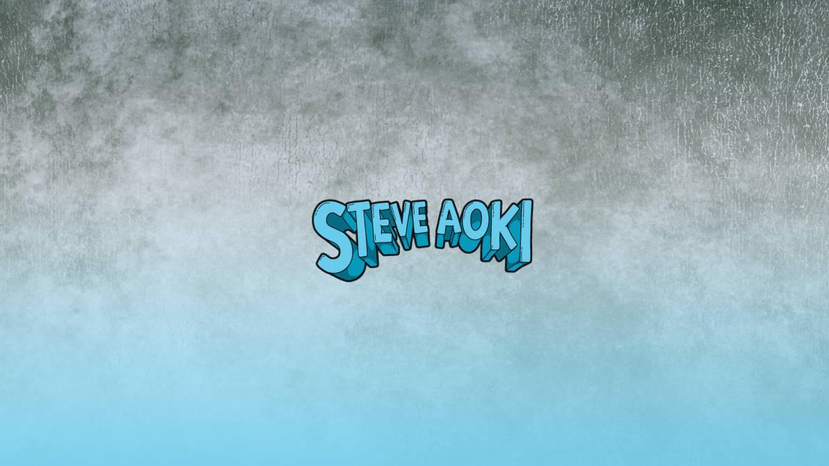 STEVE AOKI WALLPAPER by davidblazek