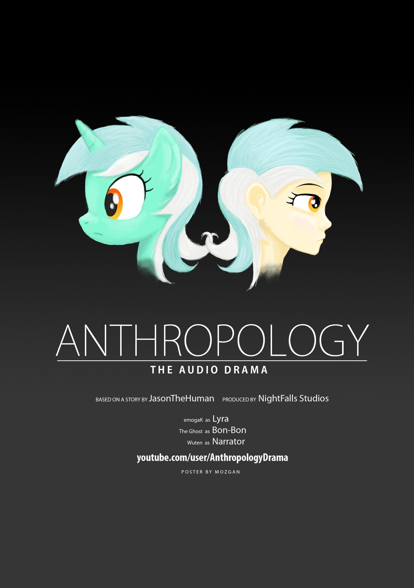 Anthropology poster by Mozgan on DeviantArt