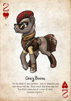 Boone - 2 of hearts by Mozgan