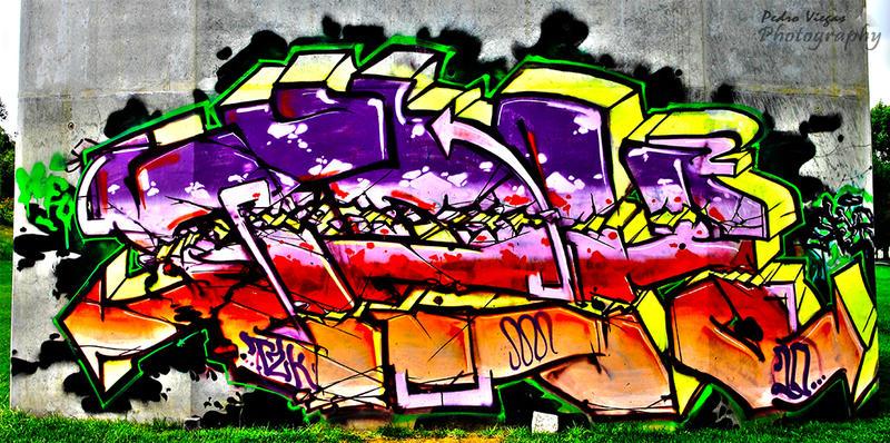 maxbatle graffitis