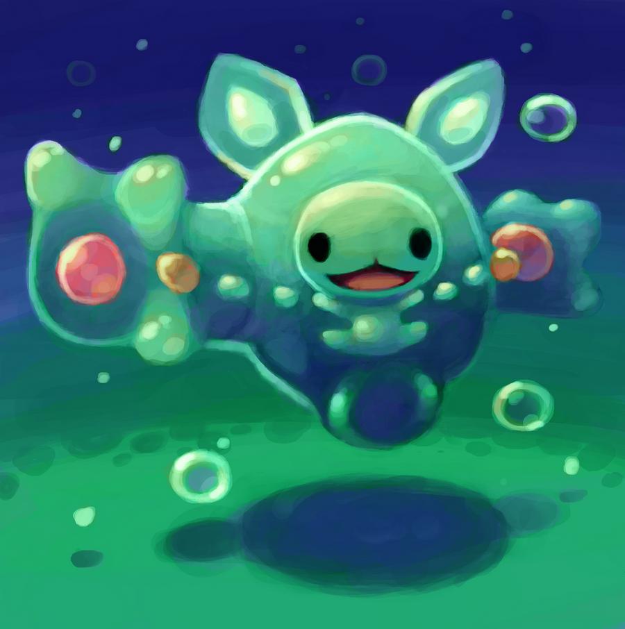 The Multiplying Pokemon by HonaSoma