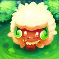 The Windveiled Pokemon by HonaSoma