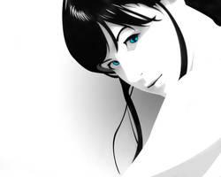 Minimalistic Black and White