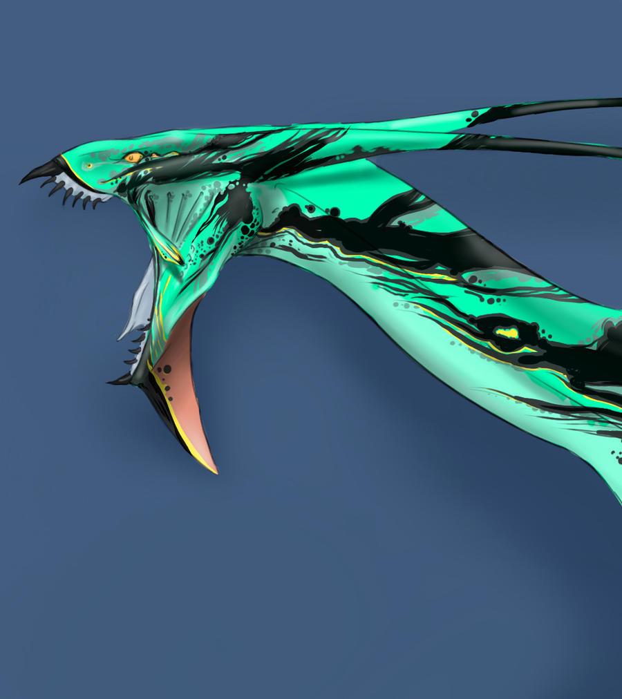 great leonopteryx aka torukalienspawn87 on deviantart