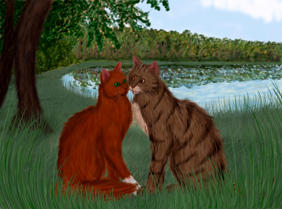 I Hate You Warrior Cats