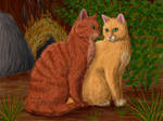 Fireheart and Sandstorm