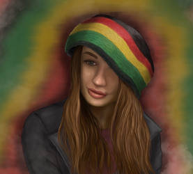Rasta Girl