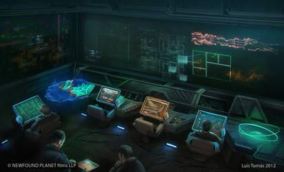 Scifi room