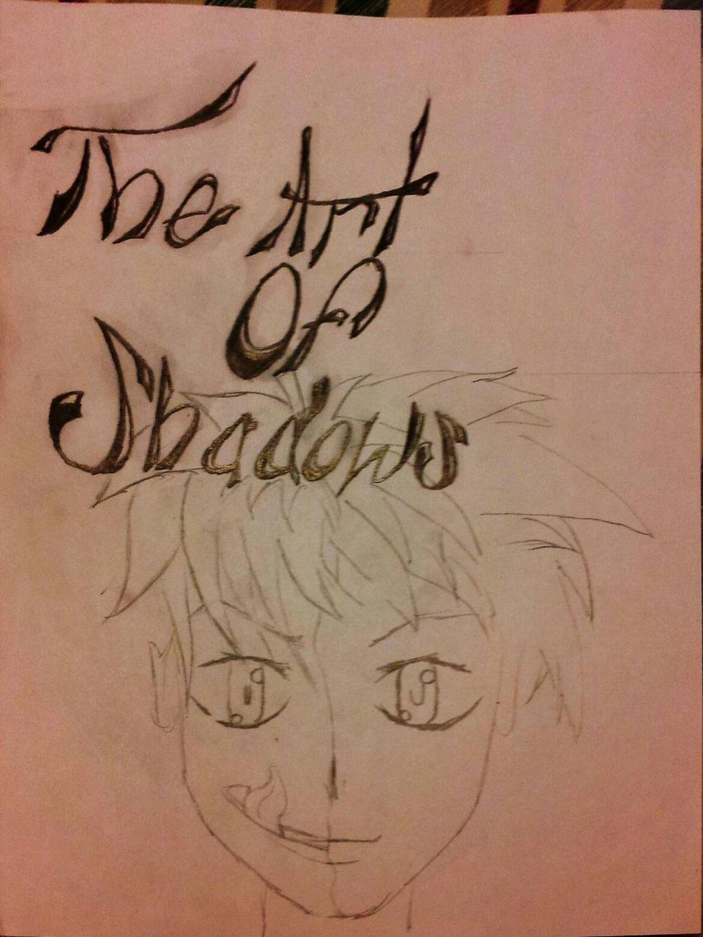 'The Art of Shadows' by lilwarrior103