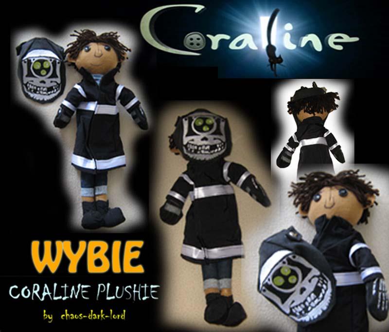 Wybie From Coraline Movie By Chaos Dark Lord On Deviantart