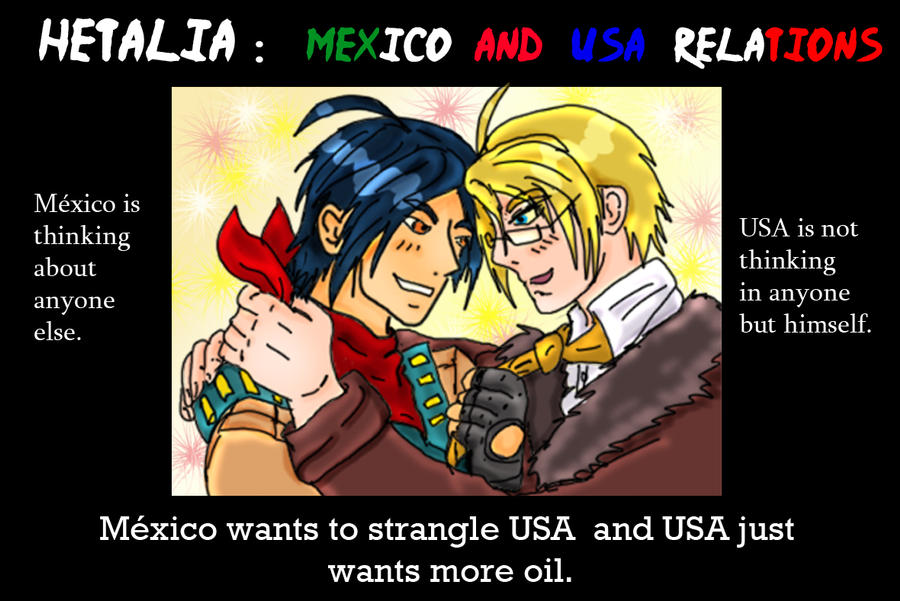 germany russia relationship with mexico