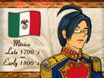 Hetalia Mexico 1700 to 1800