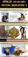 Hetalia mexican revolution 3