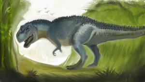 Skull Island V-rex