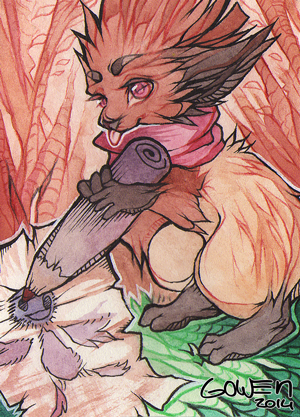 ACEO #36 by xyGowenxy