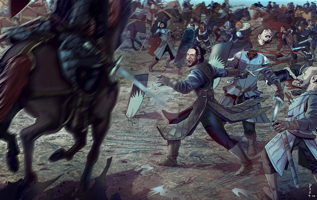 Jon Snow by P154