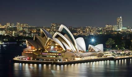 Sydney Opera House by efabo