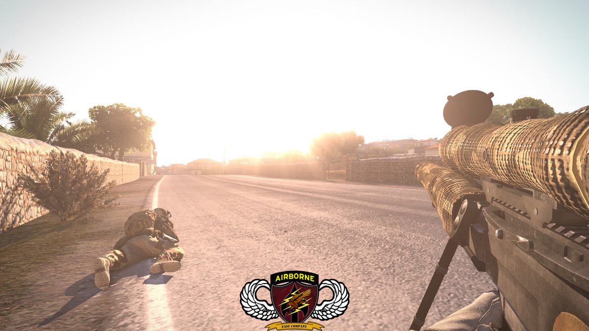 Arma 3 Easy Company wallpaper #3 by Epoc22