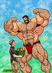 Hercules Christmas 2017 by Mauleo