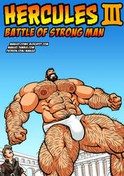 Hercules Battle of Strong Man 3 Released by mauleo