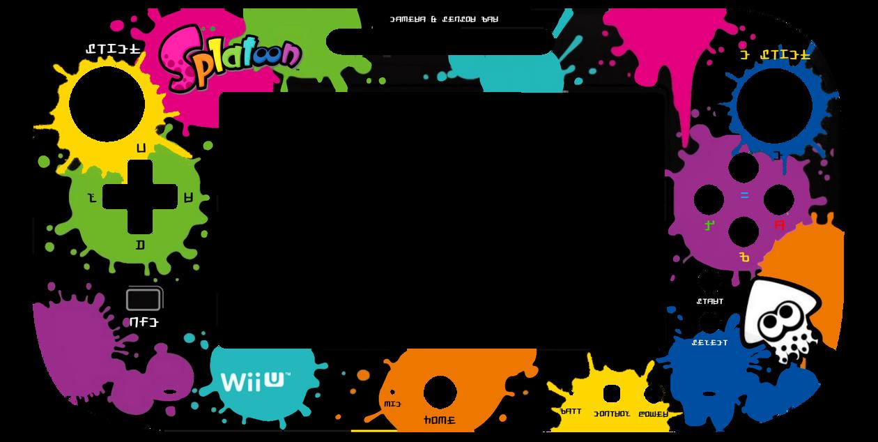 wii console skin template trendxsonar