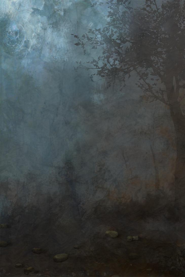 Woodland Background Texture by Alegion-stock