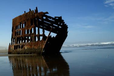 Ship Wreck Stock 1 by Alegion-stock
