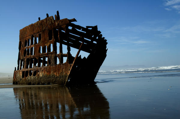 Ship Wreck Stock 1 by Alegion-stock