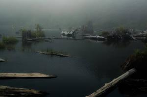 Snag Lake 5 by Alegion-stock