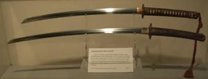 Katana Swords stock by Alegion-stock